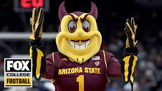 Mike Leach Breaks Down Which Pac 12 Mascot Would Win In A Fight  FOX COLLEGE FOOTBALL