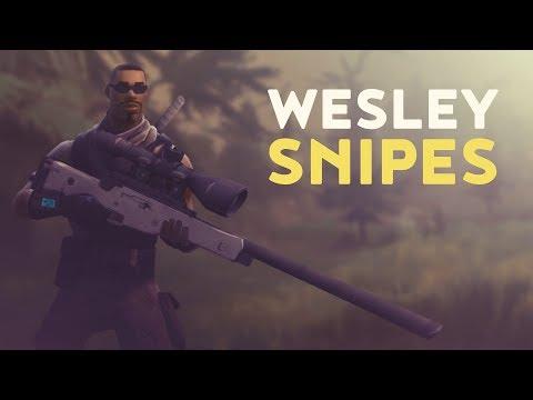 WESLEY SNIPES (Fortnite Battle Royale)