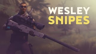 WESLEY SNIPES (Fortnite Battle Royale)