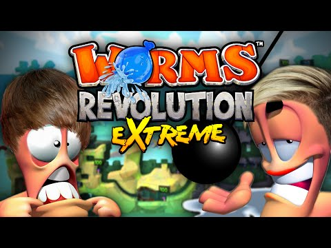 PROTECT WURMSTIN BIEBER! Worms Revolution w/ AntVenom!