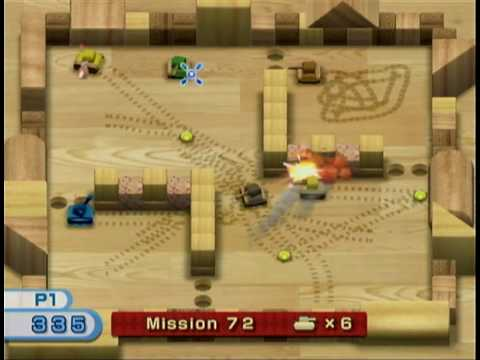 wii play tanks missions 71 75 mov youtube rh youtube com Wii Play Find Mii wii play tanks tactics