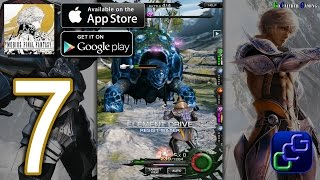 MOBIUS Final Fantasy Android iOS Walkthrough - Part 7 - Chapter 1