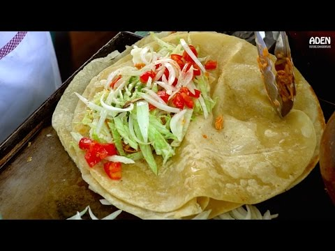 Street Food in Guatemala - Compilation of Antigua Street Foods
