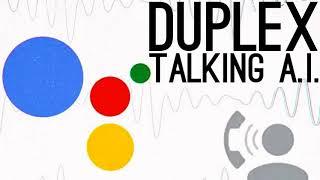 Google AI Duplex: Can Replace You