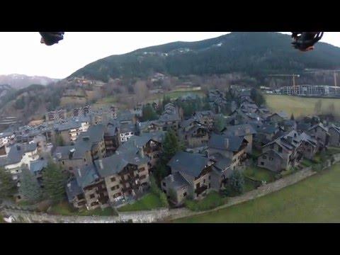ordino,andorra  drone tarot 650mm....sin editar