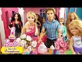Мультик Годовщина Барби и Кена Салон красоты Видео для детей Play Baby Doll ♥ Ba