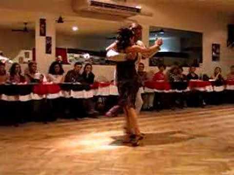 Argentine Tango/Milonga--Amazing!