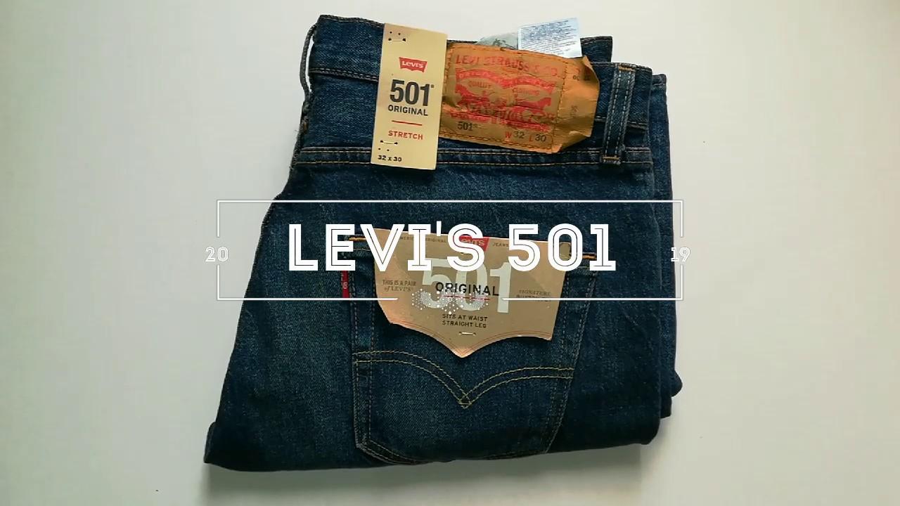 Como Identificar Un Levi S Original Modelo 501 Aprende A Identificarlo Youtube
