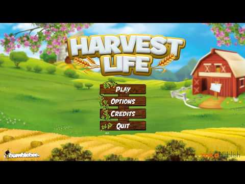 "Harvest Life Ep. 1 ""New Farmer in Town!!"" Farming Country Life PC Gameplay"