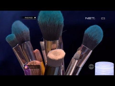 Ini Dia Solusi Brush Make Up Kalian Jika Kotor