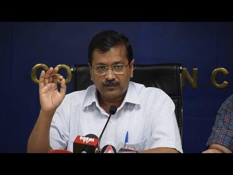 Pollution reduced by 25% in Delhi: CM Arvind Kejriwal