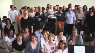 Semaine chantante Dédicace à Sète - juillet 2014