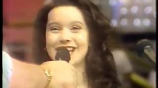 PATRICIA MARX - DOMINGÃO DO FAUSTÃO - MIX DE SUCESSOS (1990)