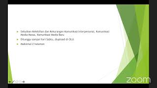 Sesi VIII : Komunikasi Interpersonal