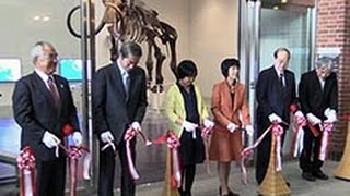 北海道博物館が18日開館前に記念式典(2015/04/17) 北海道新聞