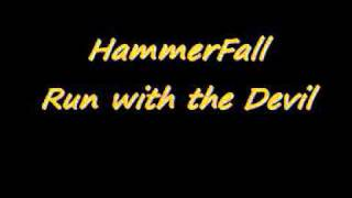 HammerFall Run with the Devil