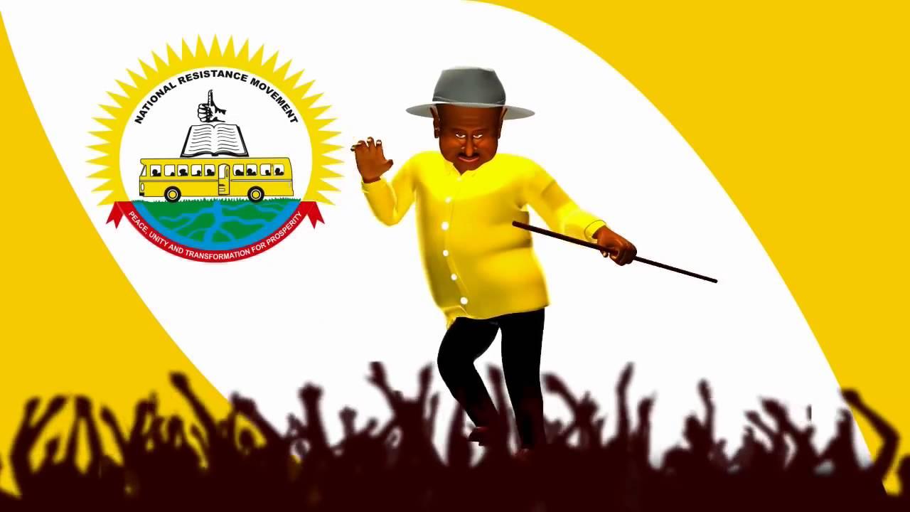 KWEZI KWEZI BY PRESIDENT YOWERI KAGUTA MUSEVENI New Ugandan song 2016