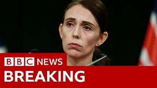 Jacinda Ardern: 'This can only be described as a terrorist attack' - BBC News