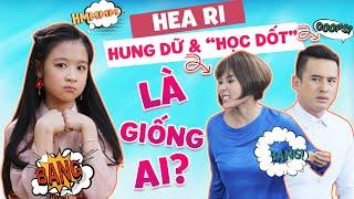 SỰ THẬT KHÔNG THỂ CHỐI CÃI!!! Hae Ri học siêu dỡ và cực hung dữ là do di truyền từ ba và mẹ? FAST TV