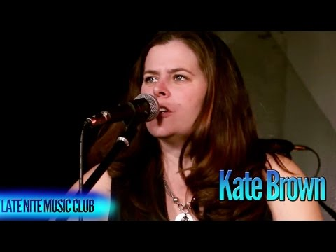 Late Nite Music Club Featuring Kate Brown Episode 41
