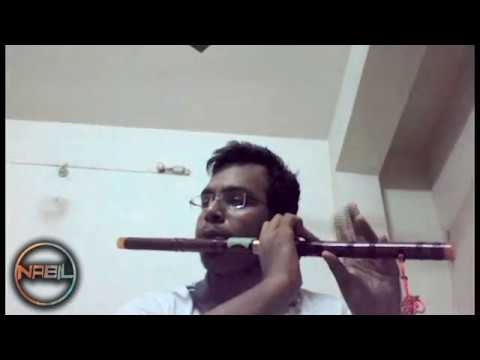 Oniket Prantor (Artcell) Dizi (Chinese Flute) Cover
