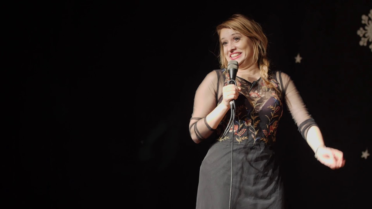 Anisia Gafton - Stand up Comedy - Full show 2019 .