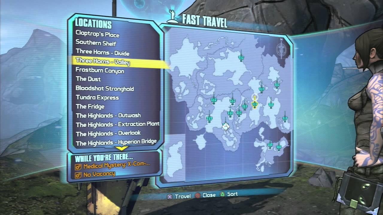 Borderlands 2 Slot Machine Dust