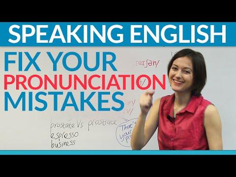 Sound like a native speaker: Advanced Pronunciation