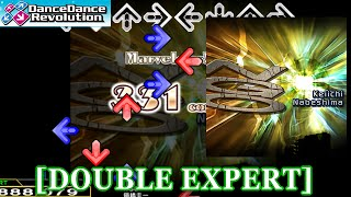 【DDR 2014】NGO  [DOUBLE EXPERT] 譜面確認+クラップ