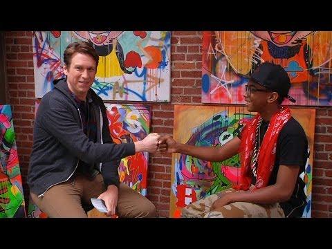 Skyler Grey: The Fresh Prince of Street Art