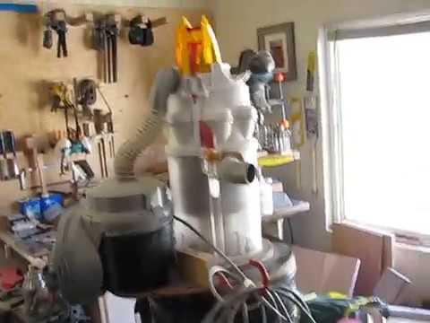 DIY Dyson Shop Vac