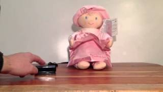Switch Adapted Gund Peek-A-Boo Dolly
