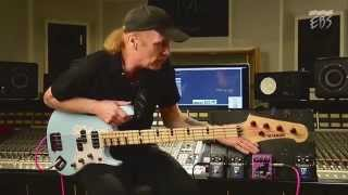 EBS Billy Sheehan Signature Bass Overdrive Pedal Guide | Full Compass