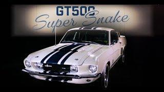 1967 Shelby GT500 Super Snake // Lot F124 // Mecum Kissimmee 2019 thumbnail