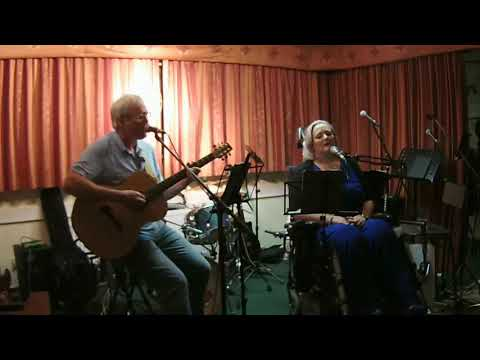 Scarborough Fair/Canticle - Live Acoustic Cover by Jamanda