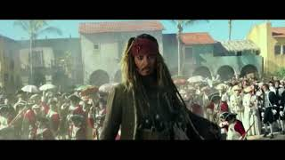 Капитан Джек Воробей: забавное ограбление банка и ноль добычи