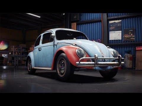 Need For Speed Payback Beetle Wrack Alle Teile Und Wo Das Wrack Zu Finden Ist(SzymonTIGERI)