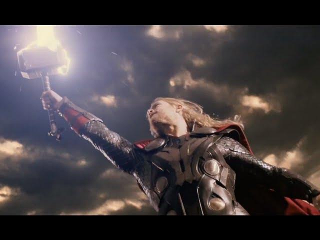 Thor: The Dark World trailer 2 NL -- Official Marvel   HD