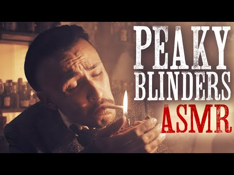 ASMR Peaky Blinders 🏇Short Film ROLEPLAY