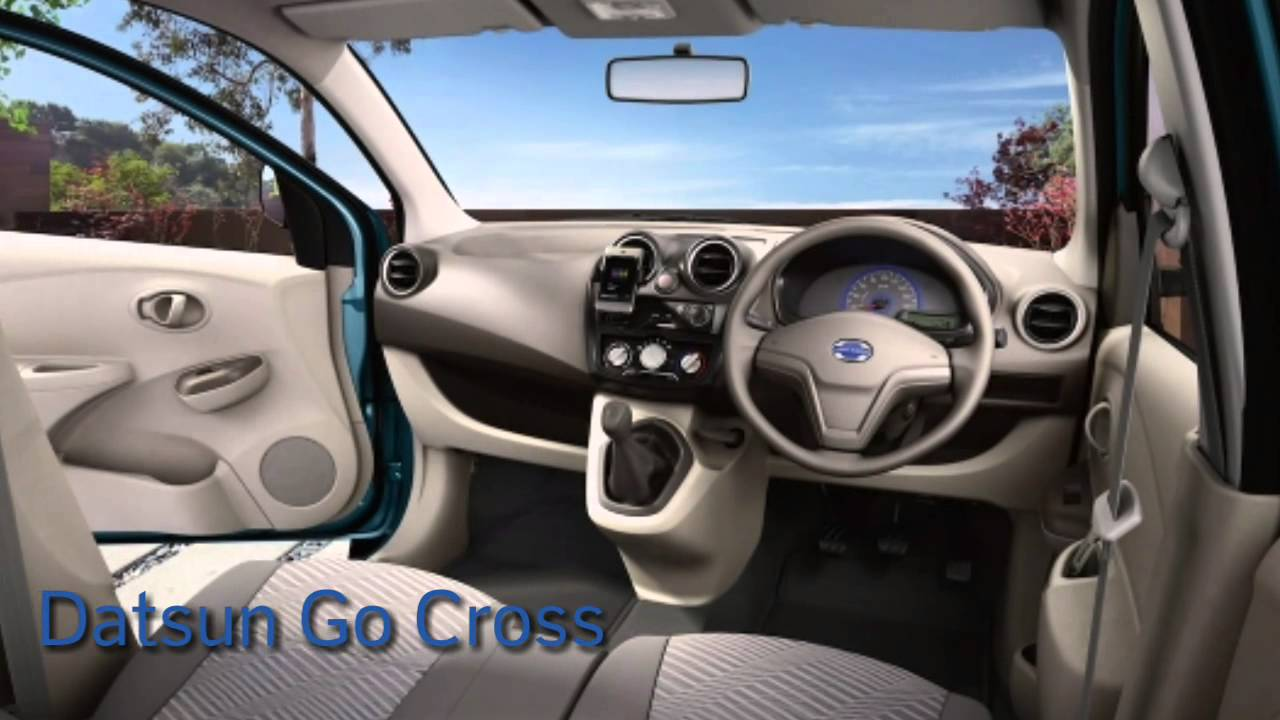 Datsun Go Cross Upcoming Car 2016