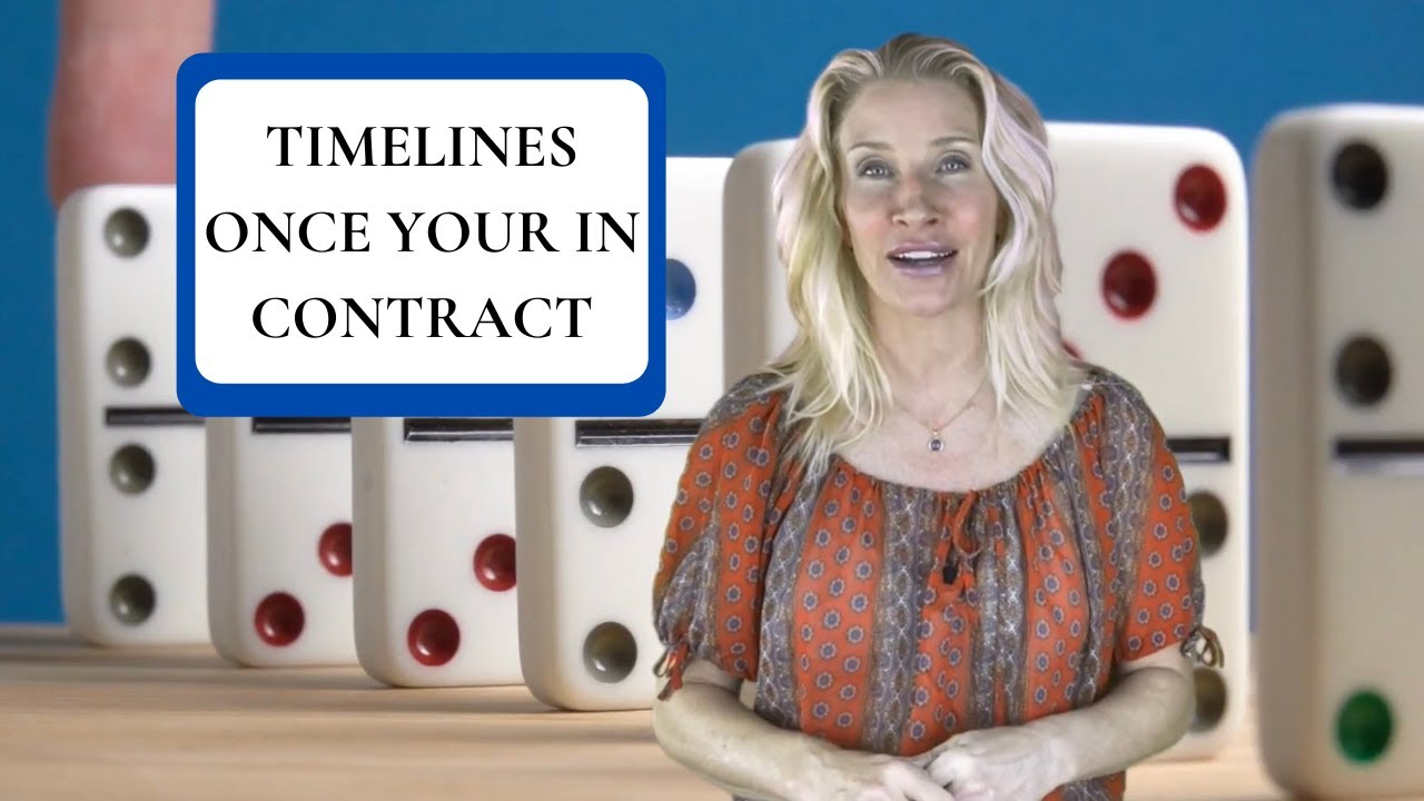 What are the Timelines Once your Home is Under Contract on The Main Line?🏘