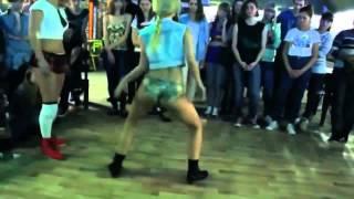 Repeat youtube video Booty Dance  Twerk Girls Dance Battle 2014 Russia