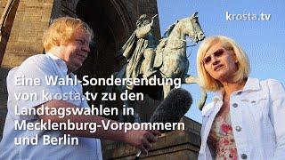 Empört Euch! Engagiert Euch! Geht Wählen! Wahlen in Mecklenburg-Vorpommern und Berlin September 2016