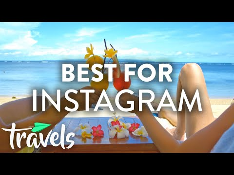 World's Most Instagrammable Countries (2019) | MojoTravels