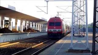[CNR] 中国東北部の列車(1) Trains in Northeast China Railway