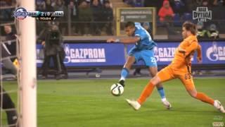 Топ 3 гола 18 тура РФПЛ | Динамо, Зенит, Краснодар