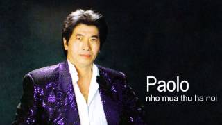 Paolo Tuan - Nho mua thu ha noi
