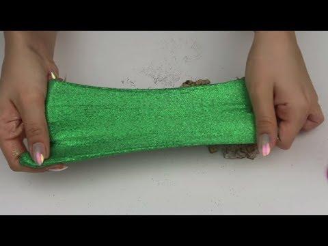 Karina Garcia Gibi Oldum Annemden Gizli Allı Pullu Slime Challenge Takma Tırnakla Bidünya Oyuncak