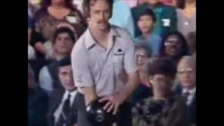 Bob Benoit 300 game 1988 Grand Prairie Texas