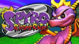 The Gateway To Glimmer - Spyro 2: Ripto